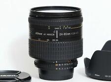 Nikon AF Zoom Nikkor 24-85mm 1:2.8-4 D mit HB-25