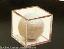 1 Bcw Brand Golf Ball Square Holder Display Case