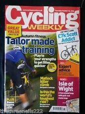 CYCLING WEEKLY - ISLE OF WIGHT RIDE - OCT 26 2006