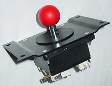 Happ Controls Red Ball Galaga Arcade Video Game Machine Joystick Replacement