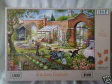 1000 PIECE JIGSAW PUZZLE KITCHEN GARDEN ! NEW
