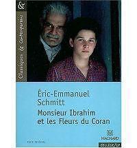 Monsieur Ibrahim et les fleurs du Coran, By Schmitt, Eric-Emmanuel,in Used but A
