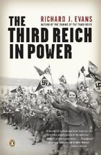 THE THIRD REICH IN POWER - EVANS, RICHARD J. - NEW PAPERBACK BOOK