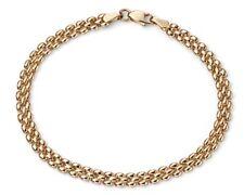 9ct Yellow Gold Bracelet Linked 18.4 cm Gold Bracelet GB426
