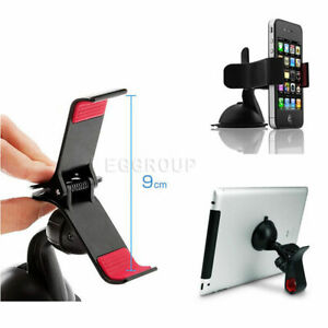 Universal Cell Phone GPS Holder Suction Cup Mount Windshield Bracket For Mobile