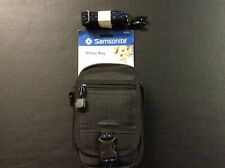 Samsonite Black Photo Bag 805BK New with Tags (Excellent)