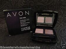 AVON True Color Eyeshadow Duo Palette (COLOR: Warm Cashmere}0.071 oz each