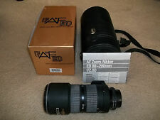 Nikon ED Zoom NIKKOR 80-200mm f/2.8 D AF Lens for Nikon digital cameras - used