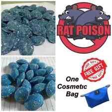 50 Pcs Strong Strength Rodent Rat Mouse Poison Block Bait Killer Pest Control
