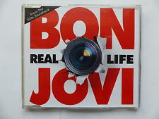 CD Single Promo BON JOVI Real life PR 01259