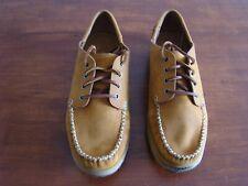 Eastland Fletcher Men Shoes US 10 D Brown Dress Casual Oxford