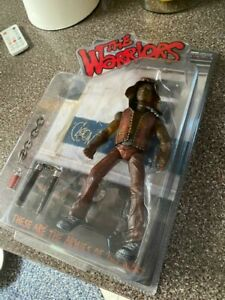 THE WARRIORS CLEON FIGURE MINT CASE SEALED