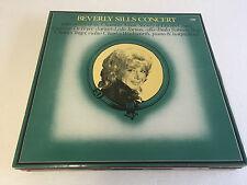 Beverly Sills Concert Label: ABC Westminster Gold – VINYL LP NMINT/EX