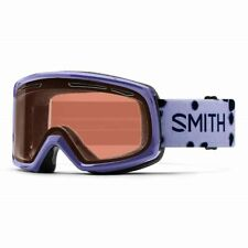 Smith Drift Snow Goggle, Dusty Lilac Dots, RC36