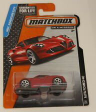 """Matchbox Alfa Romeo 4C 1/64 scale diecast New under 3"""""""