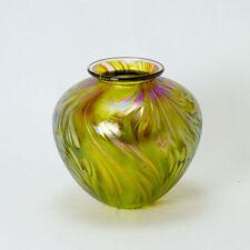 Bottle Isle of Wight Studio Art Glass