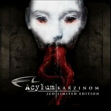 ACYLUM karzinom LIMITED 2CD BOX 2011