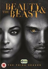 BEAUTY AND THE BEAST Complete Season Series 3 Collection Boxset NEW DVD (Not US)