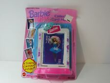 Vintage 1990s Barbie Girl Collection Card Holder Mattel