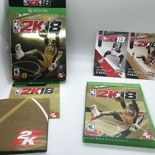 NBA 2K18 Legend Edition Gold for Xbox One - Includes Poster, Stickers