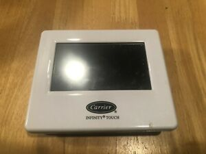 Carrier Infinity Touch Digital Thermostat Version 11