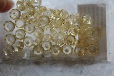 Achat Kugel lila glatt 8-12 mm 1 Strang Bacatus Edelsteine #4499