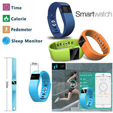Smart Wristwatch Band trackers Fitness Activity Tracker Pedometer Bracelet Watch