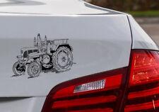 "Lanz, Auto-Traktor-Aufkleber, Grafik ""Bulldog Lanz"" für den Oldtimer-Fan"