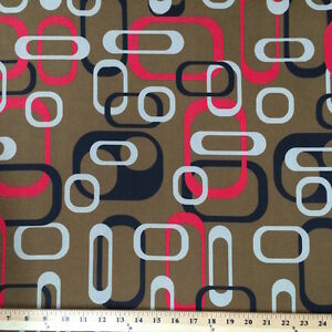 """Printed Canvas Fabric Waterproof Outdoor 60"""" wide 600 Denier by the yard"""