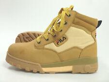 Fila #31131 Grunge Mid Stiefel Schuhe Boots Winterstiefel Herren Gr. 41 Sand