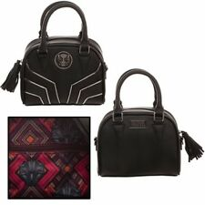 Bioworld NEW * Black Panther Movie Satchel Handbag * Purse Bag