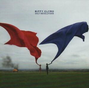 Biffy Clyro - Only Revolutions (2009) CD NEW