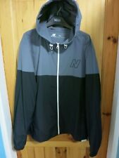 Mens New Balance Anorak / Cagoule Lightweight Jacket - Large