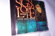 STEVEN CURTIS CHAPMAN - Signs of Life by Steven Curtis Chapman CD Free Shipping