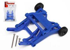 Brand New Traxxas Wheelie Bar Assembly Blue 1/10 Ford F-150 SVT Raptor 2WD 3678X