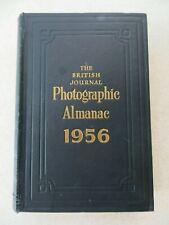 THE BRITISH JOURNAL PHOTOGRAPHIC ALMANAC 1956