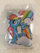My Little Pony Metal Light Switch Cover Plate Kids Bedroom Decor~New~Free Ship~