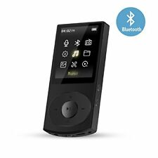 AGPTEK Mp3 Player with Bluetooth 4.0, C3 8GB Metal Music Player Mp3 Lossless Sou
