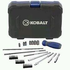 Kobalt Ratchet Set