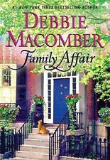 Family Affair by Debbie Macomber (2011, Hardcover)