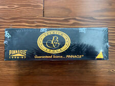 1996-97 Pinnacle Premium Stock Hockey Cards Box 8 packs 25 cards per pack