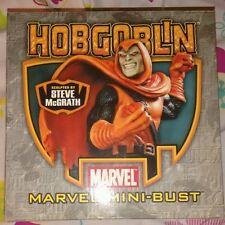 HOBGOBLIN MINI-BUST STATUE BY BOWEN DESIGNS NEW MIB