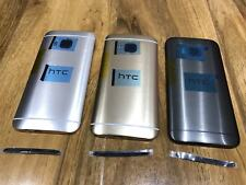 HTC One M9 Rear Back Battery Housing Cover With IMEI Grey/Silver/Gold