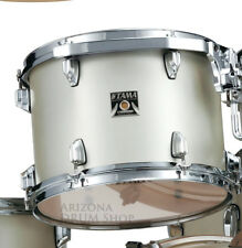 "TAMA Superstar Classic Maple, Satin Artic Pearl 10 x 13"" Tom - NEW - In Stock!"