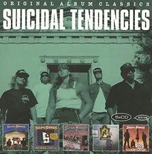 Suicidal Tendencies Original Album Classics (Uk) CD NEW sealed