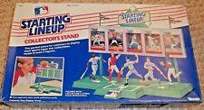 Vintage 1988 Kenner Starting Lineup MLB Baseball Collectors Stand