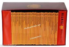 Intégrale lot de 34 DVD collection TINTIN Hachette dessins animés film reportage