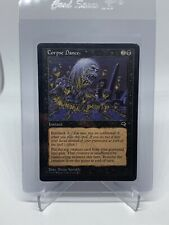 MTG Corpse Dance *Reserved List* Tempest Magic the Gathering LIGHTNING FAST SHIP