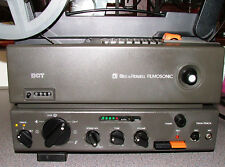 BELL & HOWELL DCT SUPER 8 SOUND PROJECTOR TWIN TRACK VGC & SERVICED