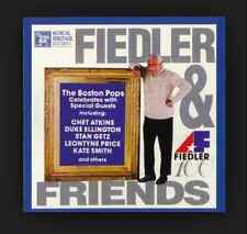 ARTHUR FIELDER & FRIENDS CD